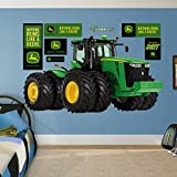 John Deere 9560R Tractor Wall Decal 80 x 45in