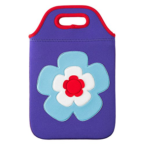 Apple Bongos - Dabbawalla Bags Flower Power Tablet & iPad Carry Bag (FLOWTC)