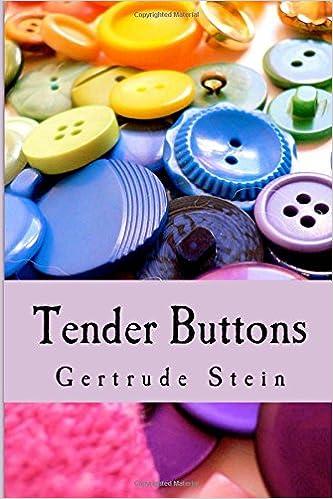 Book Tender Buttons