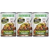 Health Valley Organic Vegetable Soup, No Salt, 15 oz, 3 pk
