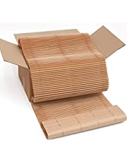 Caja de cushionPaper: el sustituto ecológico del plástico de burbujas. En la caja de