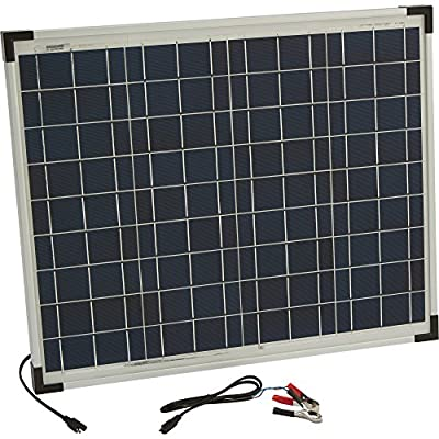 Ironton Polycrystalline Solar Panel - 50 Watts
