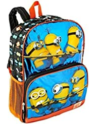 Despicable Me 2 Minions Backpack - Tug of War Rope Minions