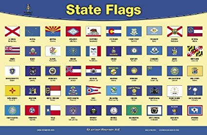 brainymats state flags 231 amazon co uk toys games