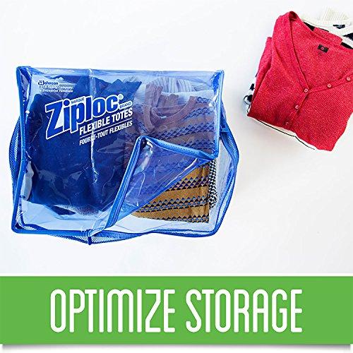 Ziploc Flexible Totes Jumbo 1 Ct Buy Online In Uae