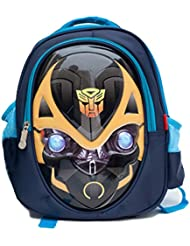 YOURNELO Boys Cool Cartoon Transformers Shape School Backpack Rucksack