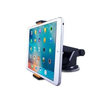 Soporte movil coche soporte tablet coche soporte movil coche ventosa válido para tablets pc y smartphones: Amazon.es: Coche y moto