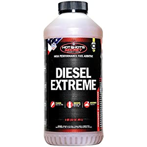 Hot Shot's Secret P040432Z Diesel Extreme Clean and Boost - 32 fl. oz.