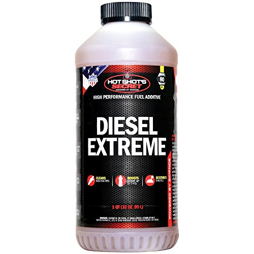 Hot Shot's Secret P040432Z Diesel Extreme, 1 QT, 32. Fluid_Ounces