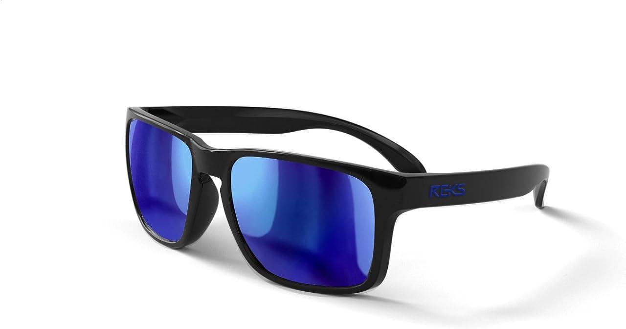 REKS Unbreakable SPORT Sunglasses Anti Reflective Lens