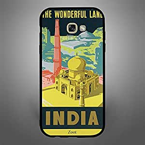Samsung Galaxy A7 2017 The wonderful Land india
