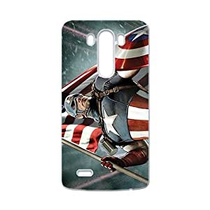 America Captain Phone Case for LG G3 by Maris's Diary