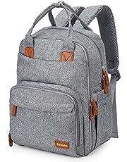 Conleke Diaper Bag backpack Multi-Function Waterproof Travel Bags for Baby Care