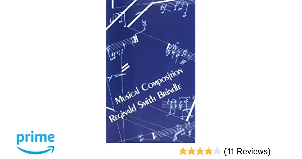 Musical composition reginald smith brindle 9780193171077 amazon musical composition reginald smith brindle 9780193171077 amazon books fandeluxe Images