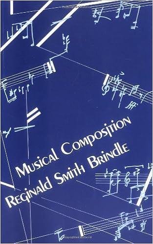 Musical composition reginald smith brindle 9780193171077 amazon musical composition uk ed edition fandeluxe Images