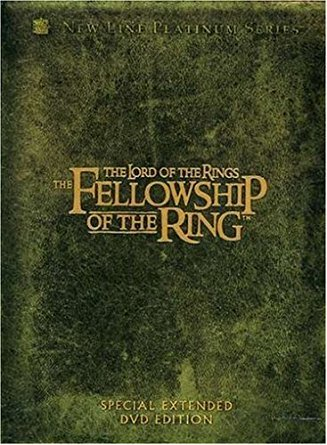 Handled Ring - The Lord of the Rings: The Fellowship of the Ring (Special Extended DVD Edition)