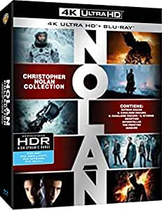 Christopher Nolan Collection (7 Blu-Ray 4K Uhd+7 Blu-Ray+5 Dvd) [Blu-ray]