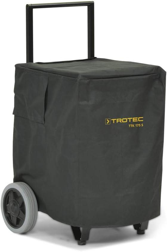 TROTEC Deshumidificador TTK 175 S//Deshumidificaci/ón m/áx.50 litros Dep/ósito de Agua 6 litros 24h