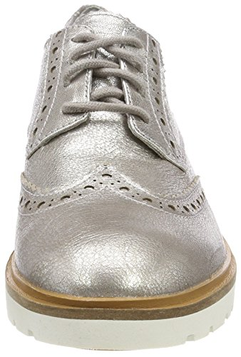 Wing Oxford Silver Scarpe Tip Street Timberland 040 Donna Stringate Ellis Grigio 1ZFwEBBqY