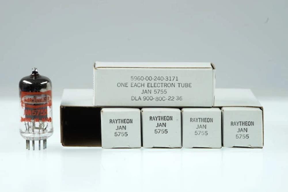 Raytheon 12GK17 vacuum tube