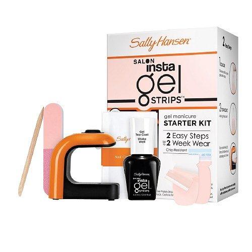 Sally Hansen Insta-Gel Strips Starter Kit, Shell We Dance 1 ea
