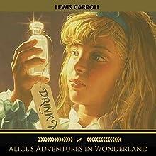 Alice's Adventures in Wonderland (Golden Deer Classics) Audiobook by Lewis Carroll Narrated by Steven Meyer