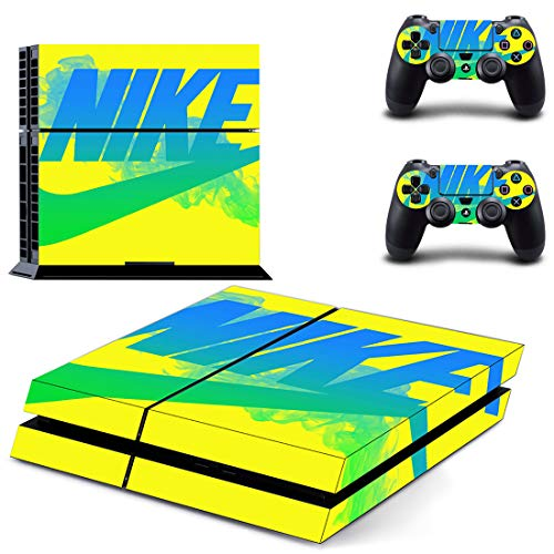 MagicSkin Vinyl Skin Sticker Cover Decal for Playstation PS4 Console and Remote Controllers