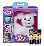 FurReal Friends Get Up & GoGo My Walkin' Pup Bundle with Duracell Batteries