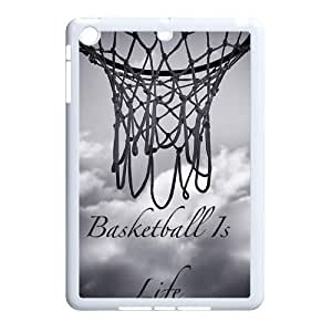 basketball Design Discount Personalized Hard Case Cover for iPad Mini, basketball iPad Mini Cover