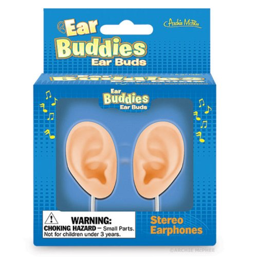 Ear Buddies Ear Buds Stereo Mp3 Earphones Headphones