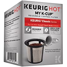 Keurig Hot My K-Cup Reusable Coffee Filter Box