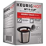keurig brewer special edition - Keurig Hot My K-Cup Reusable Coffee Filter Box