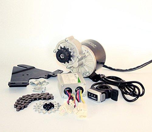mountain bike electric motor kit - 4