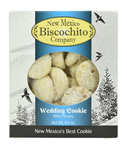 Cinnamon Pecan Cookies (New Mexico Biscochito Company Cookies 2 Pack (Wedding with)