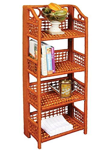 WalterDrake Wicker Shelves (Unit Shelf Wicker)