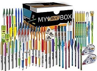 BIC BOX: Incluye 89 artículos distintos
