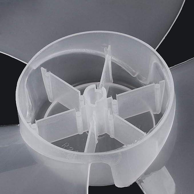 1 Pieza De Energ/ía E/ólica Toy Three Blade Pl/ástico Accesorios De La H/élice Di/ámetro del Eje 2 Mm Kofun Hoja De Ventilador De Pl/ástico
