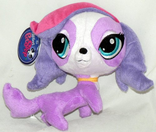 Littlest Pet Shop 6 Inch Plush Pet Figure Penny Ling ()