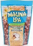 Mauna Loa Coconut Milk Chocolate Covered Macadamia Nuts, 11-Ounce bag (Pack of 12)
