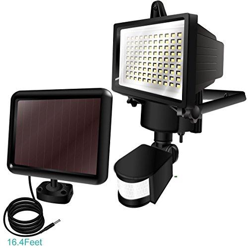 Solar Motion Sensor Floodlight - 1