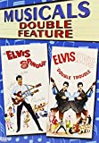 Spinout/Double Trouble (DVD) (DBFE) (Multi-Title)Elvis Presley is at the wheel and headed for a romantic Spinout! The renowned pop icon plays a racecar driver who aims to keep his eyes on the road instead of the ladies. But dangerous curves a...