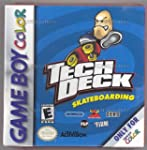 Tech Deck Skateboarding - Game Boy Color