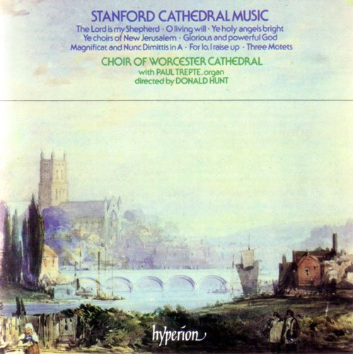 Stanford Cathedral Music of George Superior Sir Max 63% OFF Villiers