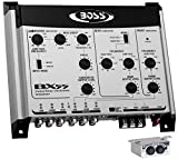 BOSS Audio BX55 2/3 way Pre-Amp Car Electronic Crossover with Remote Subwoofer Control