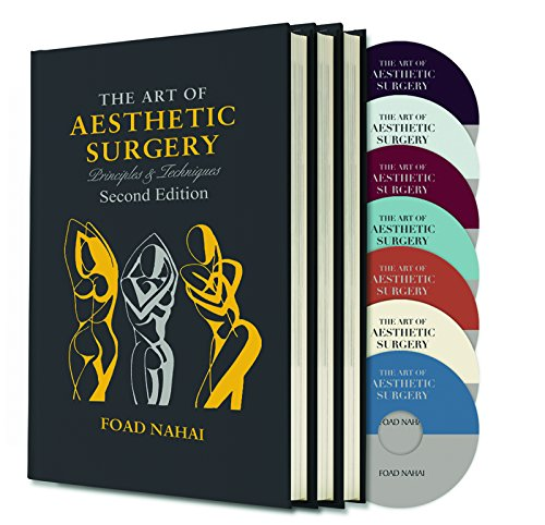 The Art of Aesthetic Surgery: Principles and Techniques, Three Volume Set, Second Edition Pdf
