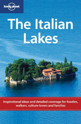Lonely Planet The Italian Lakes (Regional Travel Guide) [Paperback] [2010] (Author) Damien Simonis, Belinda Dixon pdf epub