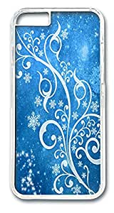 ACESR Blue Winter Custom iPhone Case PC Hard Case Back Cover for Apple iPhone 6 4.7inch