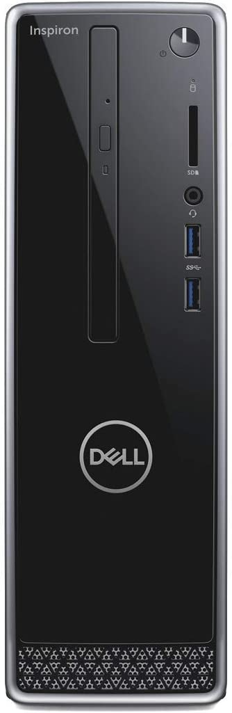 Dell Inspiron 3472 Intel Pentium Silver J5005 X4 1.5GHz 4GB 1TB Win10, Black (Renewed)