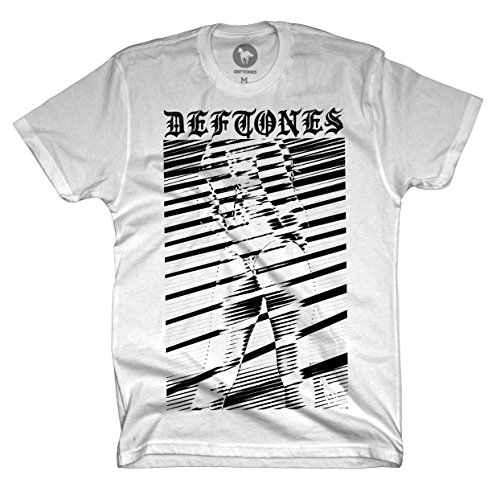 Merch Direct Deftones - Girl - T-Shirt - WHI - 2XL