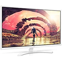 LG 32MN58HMW 32 Inch FHD Monitor (1920 x 1080) LED/ IPS Panel White Color Bezel